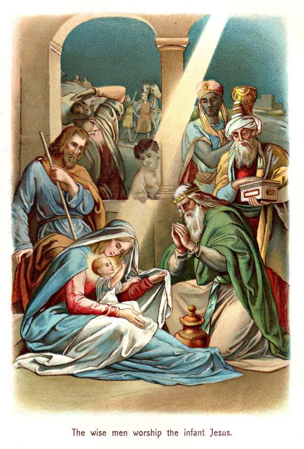clipart christmas jesus - photo #26