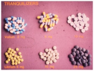 Facts about barbiturates and tranquillisers - Facts on